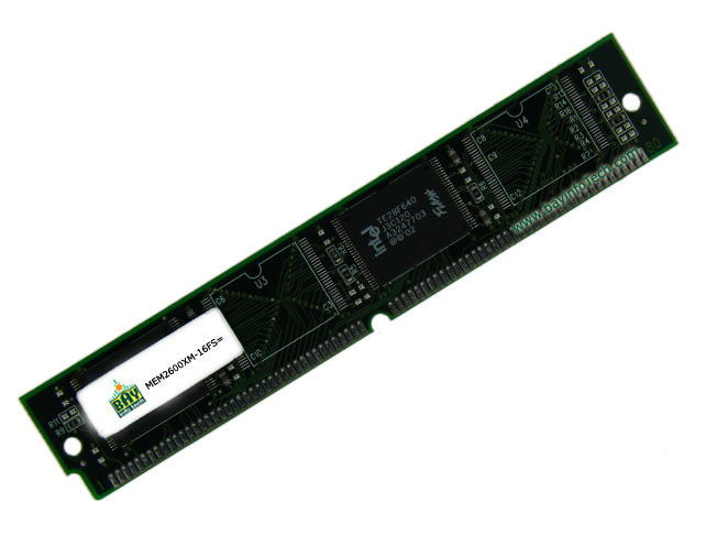 MEM-381-1x16F 16MB Flash Memory Cisco MC3810 Approved