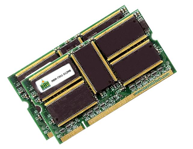 MEM-NPE-G1-1GB 2x512MB memory for Cisco NPE-G1 Approved